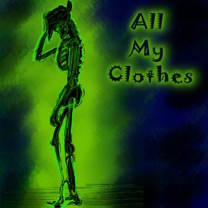 All My Clothes Graphic